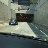 Photo taken at Thomas P. O'Neill Jr. Tunnel by Ellen M. on 5/26/2016