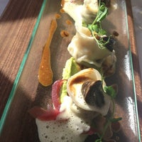 Photo taken at Hippopotamus Restaurant & Bar by Alison-Kari C. on 6/10/2013
