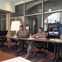 Photo taken at USMA Library by Kristina C. on 4/5/2012