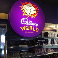 Photo taken at Cadbury World by Tingting L. on 1/4/2016
