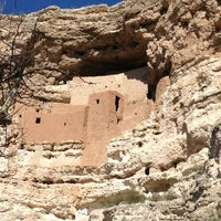 Photo taken at Montezuma Castle National Monument by Jenae D. on 2/8/2013