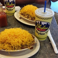 Photo taken at Skyline Chili by John W. on 6/14/2014