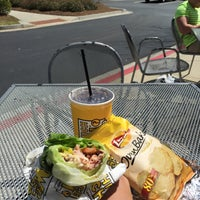 Photo taken at Which Wich? Superior Sandwiches by Teela J. on 4/3/2015