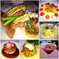 Photo taken at Ocean Prime by Dallas Foodie (. on 4/7/2013