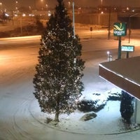 Photo taken at Quality Inn Central by Don D. on 12/30/2014