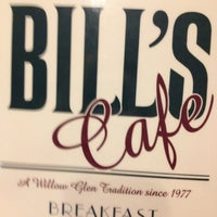 Photo taken at Bill's Cafe by Matthew T. on 5/20/2013