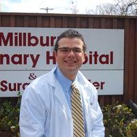 Photo taken at Millburn Veterinary Hospital by Millburn Veterinary Hospital on 2/4/2016