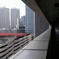 Photo taken at VGP Center (formerly the Manila Bank building) by Bert C. on 6/29/2016