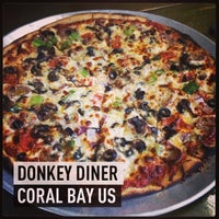 Photo taken at Donkey Diner by David R. on 5/10/2013