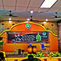 Photo taken at SMKA Sultan Muhammad by AsyrAf &. on 1/20/2015