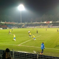 Photo taken at Mandemakers Stadion by William P. on 12/8/2012