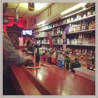 Photo taken at Ola's Liquors by Julia S. on 2/17/2013