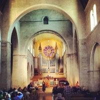 Photo taken at Shove Chapel by Naomi T. on 10/11/2013
