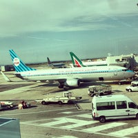 Photo taken at Terminal 1 by Stijn O. on 4/16/2013