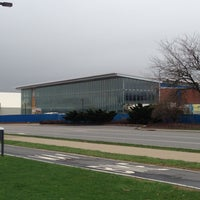 Photo taken at Pegula Ice Arena by Andy G. on 4/12/2013
