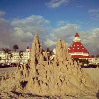 Photo taken at Hotel del Coronado by Alex R. on 2/11/2013