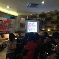 Photo taken at Penang Bistro by DJ F. on 2/15/2016