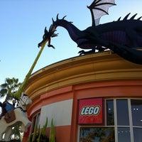Photo taken at Downtown Disney District by Rita C. on 1/20/2013