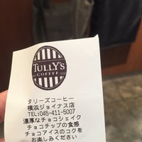 Photo taken at Tully's Coffee 横浜相鉄ジョイナス店 by のあママ on 7/18/2016