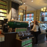 Photo taken at Kaffebrenneriet by Natasha K. on 9/9/2016