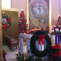 Photo taken at St Simon And Jude by Frank D. on 12/23/2012