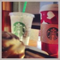 Photo taken at Starbucks by Guy T. on 12/14/2012