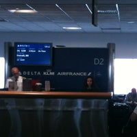 Photo taken at Gate D2 by Don W. on 5/28/2013