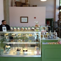 Photo taken at Miette Patisserie by Russell L. on 5/25/2013