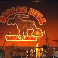 Photo taken at Dallas Bull by Kevin J. on 4/13/2013