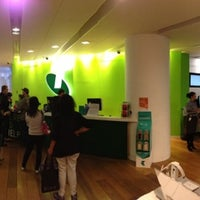 Photo taken at Telstra Experience Centre by Brendan D. on 9/22/2012