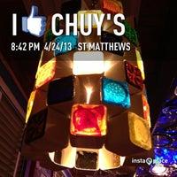 Photo taken at Chuy's by lemorky on 4/25/2013