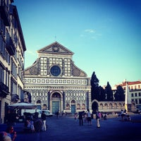 Photo taken at Piazza Santa Maria Novella by Danielot on 6/27/2012