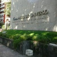Photo taken at Planetário da Gávea by Alice B. on 7/26/2012