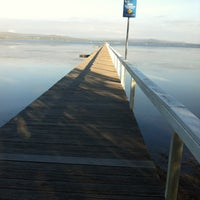 Photo taken at The Jetty At Long Jetty by Rose M. on 3/23/2013