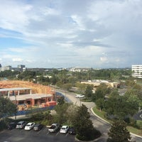 Photo taken at Residence Inn Tampa Westshore/Airport by Rob G. on 10/10/2015