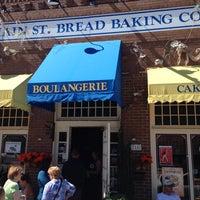 Photo taken at Main Street Bistro & Bakery by Justin M. on 10/7/2014