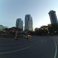 Photo taken at Kantor Pusat PT. Indosat Tbk. by Dani W. on 7/14/2016