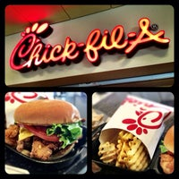 Photo taken at Chick-fil-A by Lou The Chef on 6/8/2013