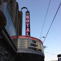 Photo taken at The Royal Cinema by Ingrid H. on 6/15/2013