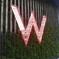 Photo taken at W Taipei by yu j. on 12/10/2012