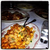 Photo taken at Maggiano's Little Italy by Andrew H. on 10/21/2012