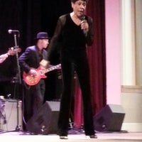 Photo taken at The Lyric Theatre by Kim M. on 12/13/2014