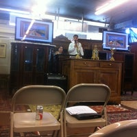 Photo taken at Crescent City Auction by Nancy R. on 12/8/2012