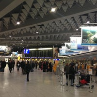 Photo taken at Terminal 1 by Rostislav P. on 11/28/2012