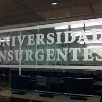 Photo taken at Universidad Insurgentes Plantel León by Thn G. on 1/15/2015