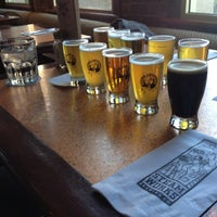 Photo taken at Steamworks Brewing Company by Anup T. on 3/31/2013