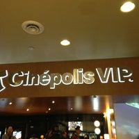 Photo taken at Cinépolis by Mariana A. on 2/11/2013
