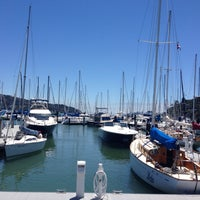 Photo taken at San Francisco Yacht Club by brian k. on 7/12/2014