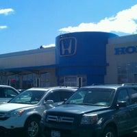 Photo taken at Mohawk Honda by Pete B. on 4/3/2013