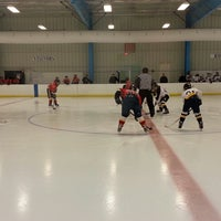 Photo taken at Rockville Ice Arena by Lisa A. on 1/18/2014
